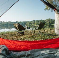 Soluzioni per dormire in camping durante le vacanze.
