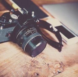 Fotocamera: storia di un oggetto iconico